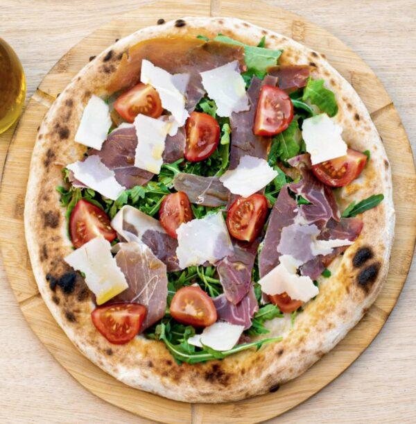 16. Pizza Parma