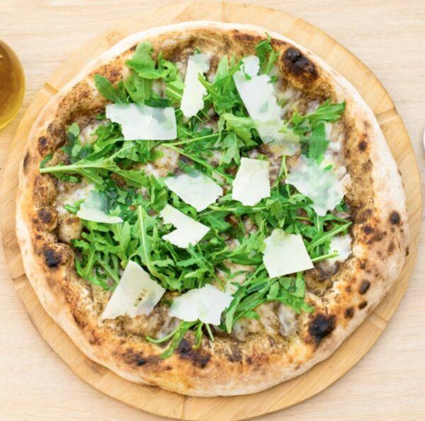17. Pizza Tartufata