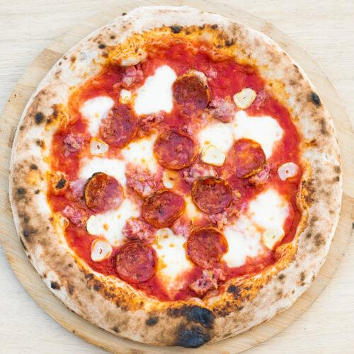 Nowość! Pizza Salsiccia Piccante